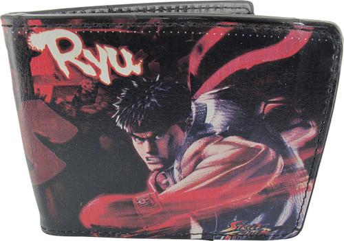 Street Fighter Ryu vs Akuma Wallet
