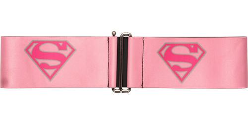Supergirl Logos Cinch Waist Belt