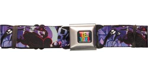 Teen Titans Raven Trigon Seatbelt Belt