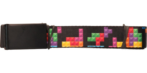 Tetris Blocks Mesh Belt