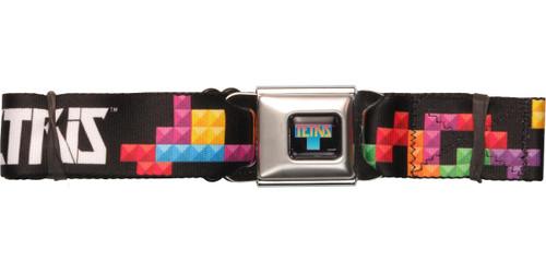 Tetris I Heart Seatbelt Belt