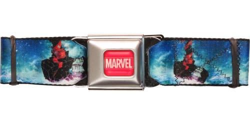 Thor Cracked Hammer Seatbelt Belt
