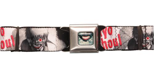 Tokyo Ghoul Masked Ken Seatbelt Belt