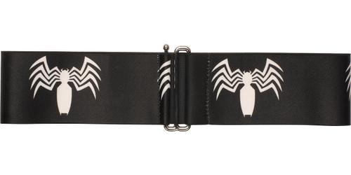 Venom Spider Logo Cinch Waist Belt