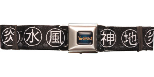 YuGiOh Attribute Icons Seatbelt Belt
