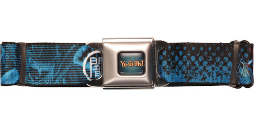 YuGiOh Dark Magician Lines Seatbelt Belt