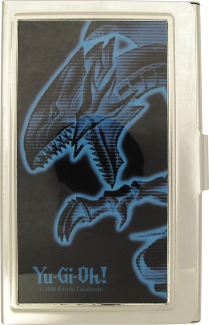 YuGiOh Blue-Eyes White Dragon Card Case