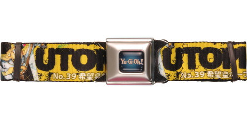 YuGiOh Number 39 Utopia Seatbelt Belt