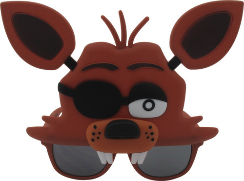 Five Nights at Freddy's Foxy Head Costume Glasses