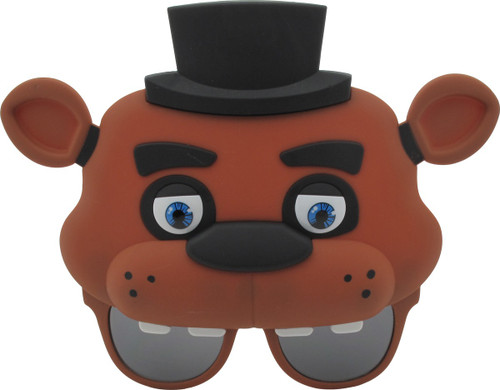 Five Nights at Freddy's Fazbear Costume Glasses