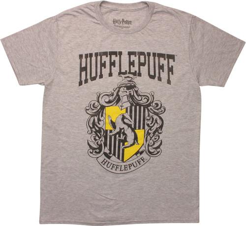 Harry Potter Hufflepuff Insignia T-Shirt
