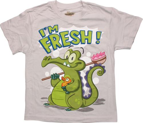 Where's My Water I'm Fresh Youth T-Shirt