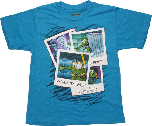 Where's My Water Photos Youth T-Shirt