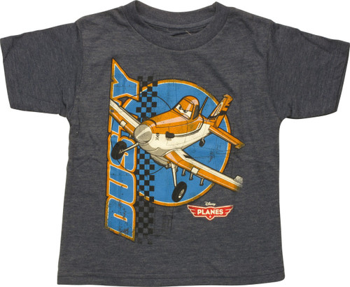 Planes Dusty Flying In Circle Toddler T-Shirt
