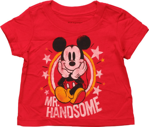 Mickey Mouse Mr Handsome Infant T-Shirt