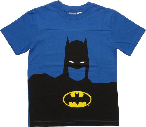 Batman Glowing Eyes Juvenile T-Shirt