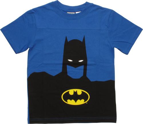 Batman Glowing Eyes Juvenile T-Shirt