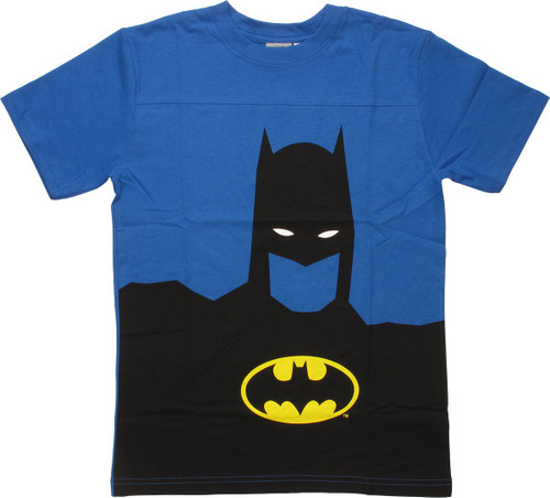Batman Glowing Eyes Youth T-Shirt