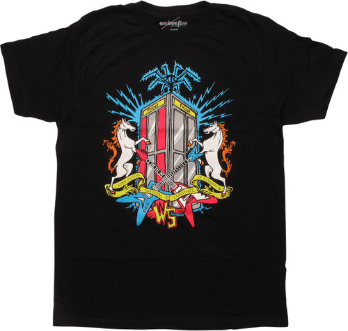 Bill and Ted Excellent Adventure WS T-Shirt