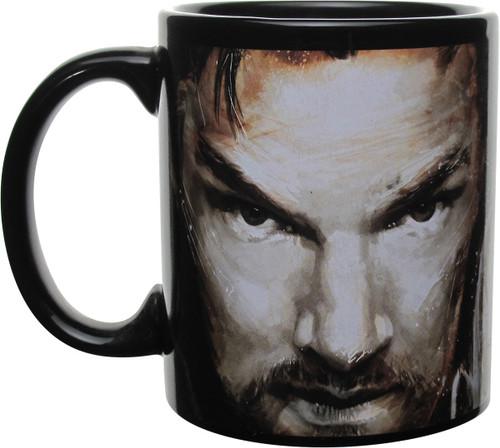 Dr Strange Face Mug