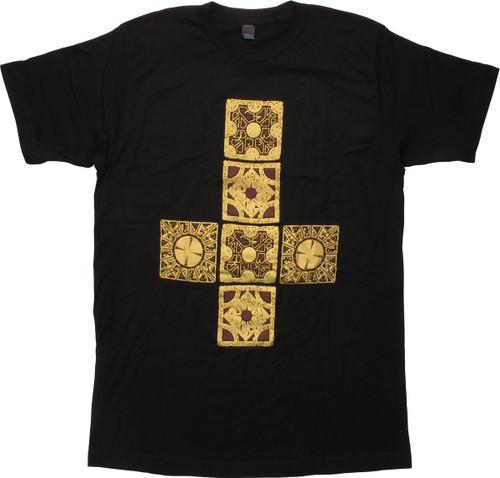 Hellraiser Foil Puzzle Box T-Shirt