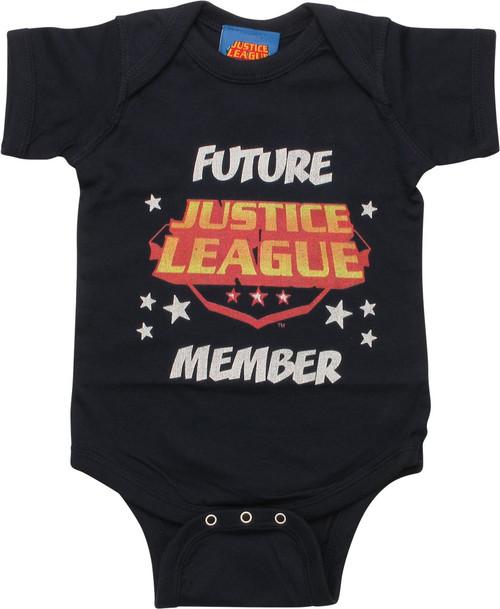 Justice League Future Member Snap Suit
