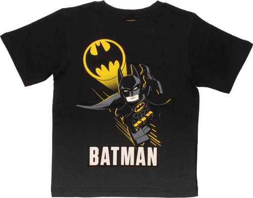 Lego Batman Bat Signal Juvenile T-Shirt