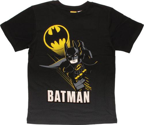 Lego Batman Bat Signal Youth T-Shirt