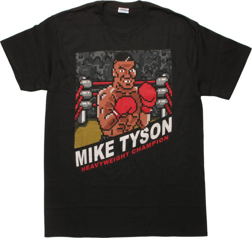 Nintendo Mike Tyson Punch Out T-Shirt