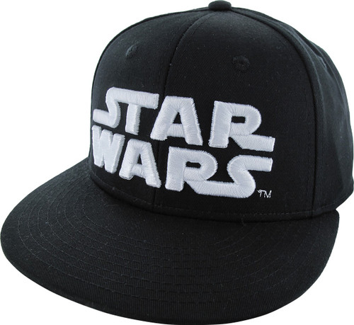 Star Wars Embroidered Logo Snapback Youth Hat