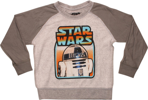 Star Wars Inside Out R2-D2 Toddler Sweatshirt