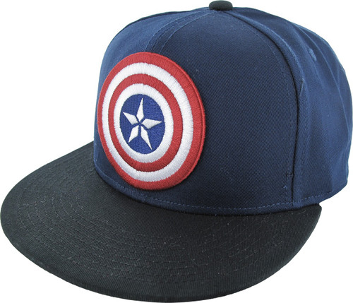 Avengers Age of Ultron Captain America Shield Hat