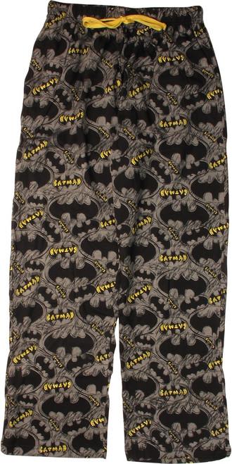 Batman Glow In the Dark Logo Lounge Pants