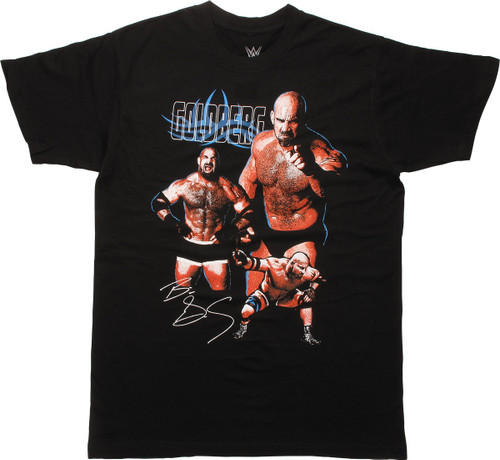 WWE Goldberg Collage T-Shirt
