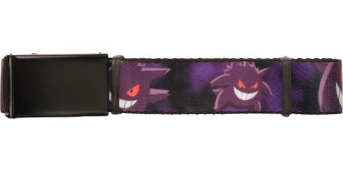 Pokemon Gengar Mesh Belt
