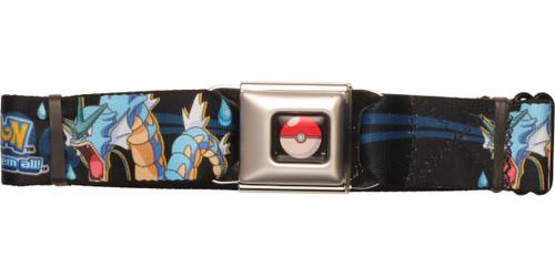 Pokemon Gyarados Seatbelt Belt