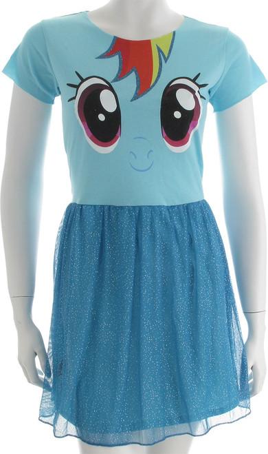 My Little Pony Rainbow Dash Mighty Fine Dress