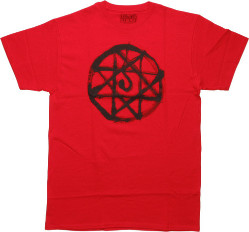Fullmetal Alchemist Blood Seal T-Shirt