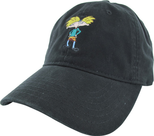 Hey Arnold Arnold Shortman Pose Hat