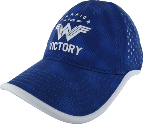 Wonder Woman Warrior for Victory Active Mesh Hat