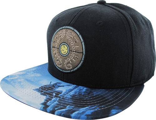 newest b12b4 23b27 Zelda Breath of the Wild Shield Snapback Hat