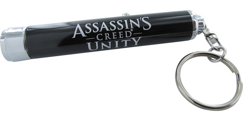 Assassins Creed Unity Flashlight Keychain