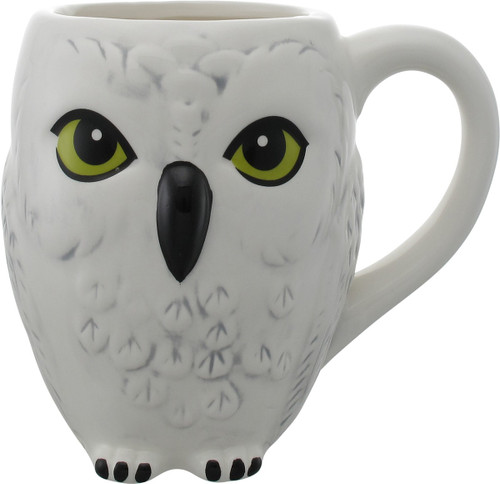 Harry Potter Hedwig Molded 3D Jumbo Mug