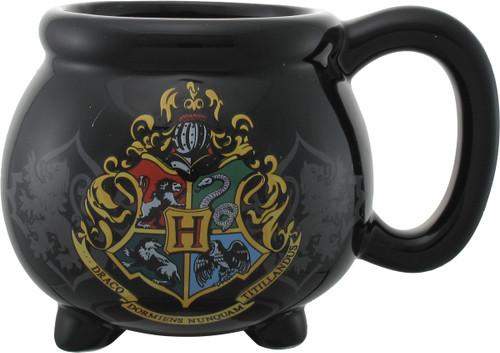 Harry Potter Hogwarts Cauldron 3D Jumbo Mug