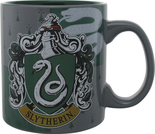 Harry Potter Slytherin Crest Jumbo Mug