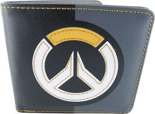 Overwatch Stitch Logo Bifold Wallet