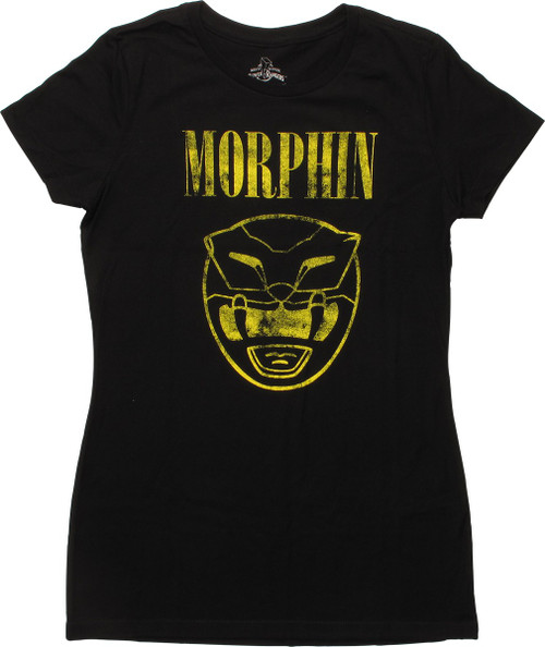 Power Rangers Morphin Juniors T-Shirt