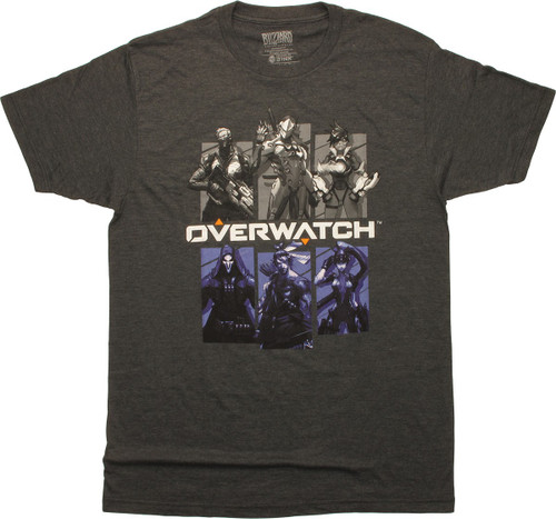 Overwatch Bring Your Friends T-Shirt