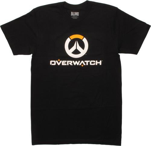 Overwatch Classic Logo T-Shirt