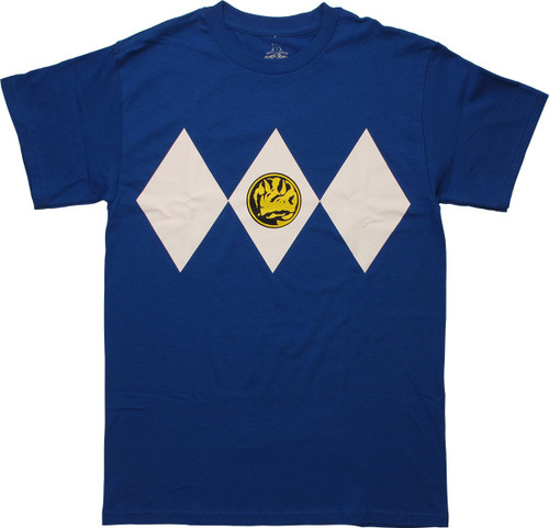 Power Rangers Blue Ranger T-Shirt